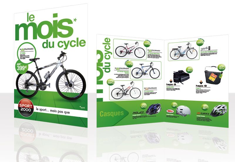 CYCLES DEPLIANT