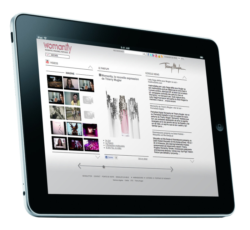 Womanity_iPad